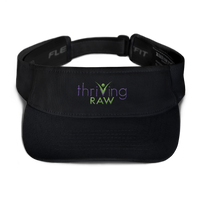 Thriving Raw, Visor - Thrive Any Way
