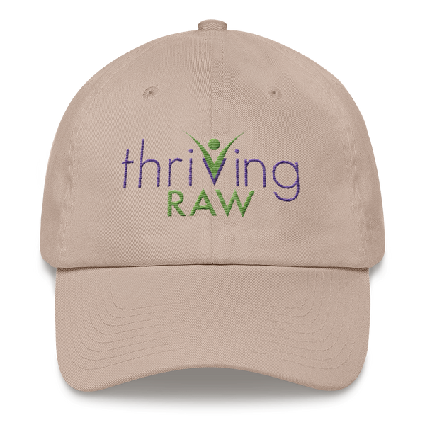 Thriving Raw, Mens and Womens Hat
