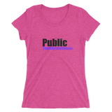 Public Transformation Ladies' short sleeve t-shirt - Thrive Any Way