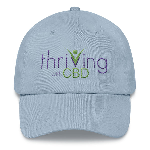 Thriving with CBD hat