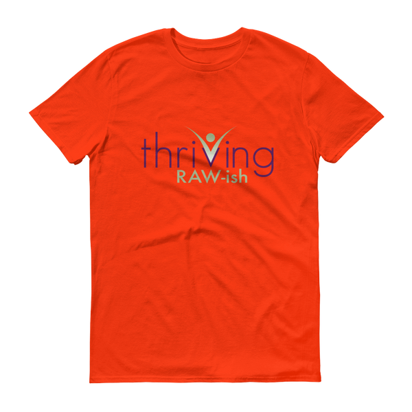 Thriving Raw-ish Mens Short-Sleeve T-Shirt