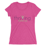 Thriving Raw-ish Ladies' short sleeve t-shirt - Thrive Any Way