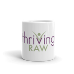 Thriving Raw, Mug