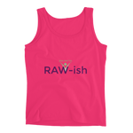 Kiss Me I'm Raw-ish Ladies' Tank - Thrive Any Way