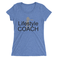 Lifestyle Coach - Ladies' short sleeve t-shirt - Thrive Any Way