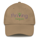 Thriving Vegan Mens and Womens Hat - Thrive Any Way