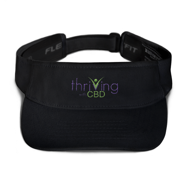 Thriving with CBD Visor