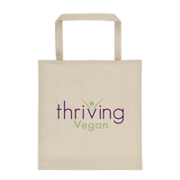 Thriving Vegan Versatile Tote bag - Thrive Any Way