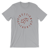Direction of Thought Short-Sleeve Unisex T-Shirt - Thrive Any Way