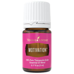 Motivation -  5 ml Bottle - Essential Oil Blend by Young Living - Thrive Any Way