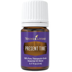 Present Time  -  5ml Bottle - Essential Oil Blend by Young Living - Thrive Any Way