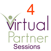 Virtual Partner Package - 4 Sessions - Thrive Any Way