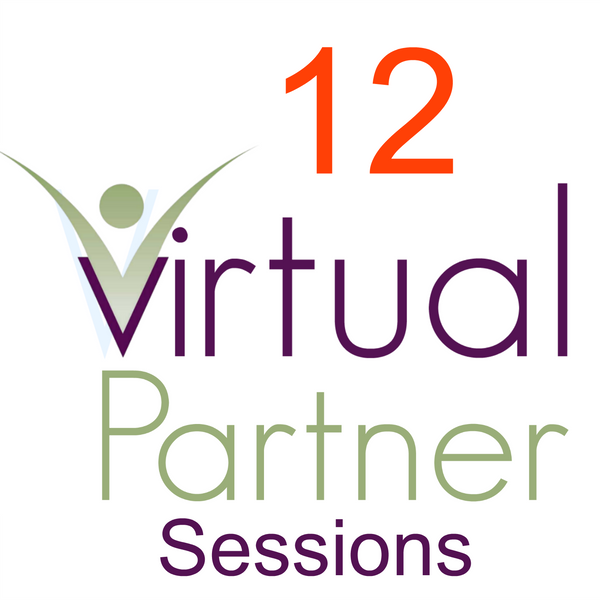 Virtual Partner Package - 12 Sessions - Thrive Any Way