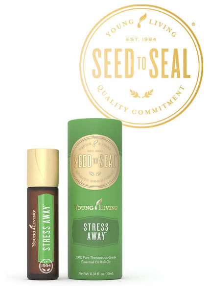 Stress Away Young Living Essential Oil Roll on 10 ml - Thrive Any Way