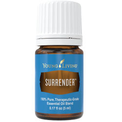 Surrender  -  5ml Bottle - Essential Oil Blend by Young Living - Thrive Any Way