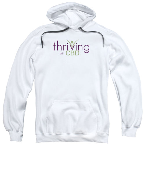 Thriving With CBD - Sweatshirt - Thrive Any Way