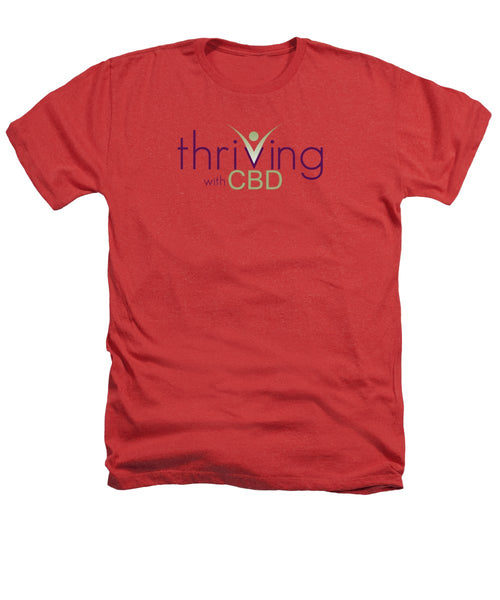 Thriving With CBD - Heathers T-Shirt - Thrive Any Way