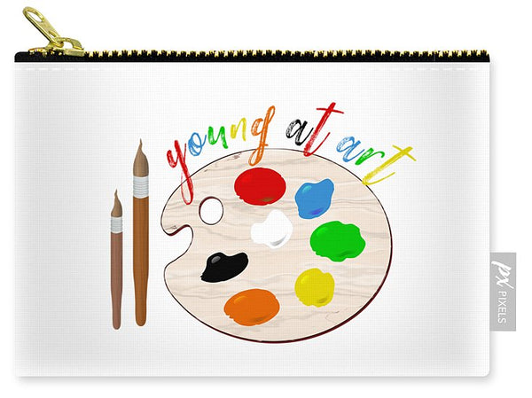 Young At Art - Carry-All Pouch - Thrive Any Way