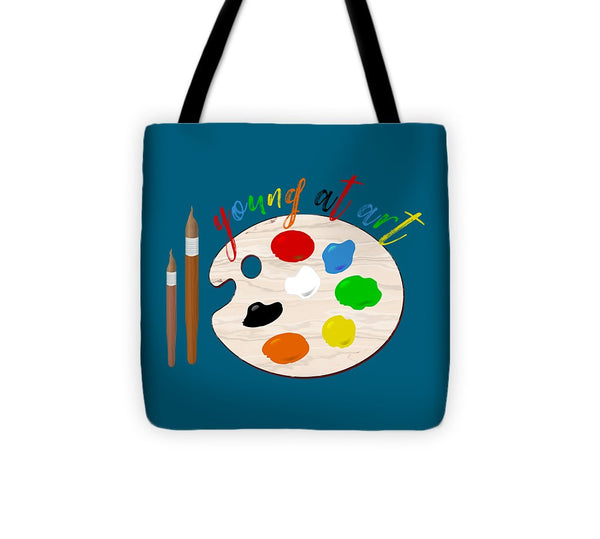 Young At Art - Tote Bag - Thrive Any Way