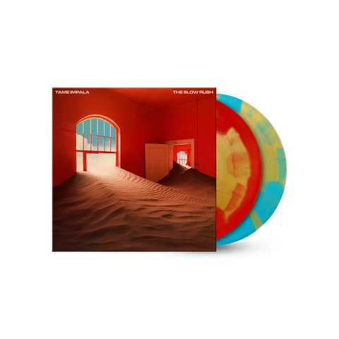 The Slow Rush Exclusive Color Splatter 2LP