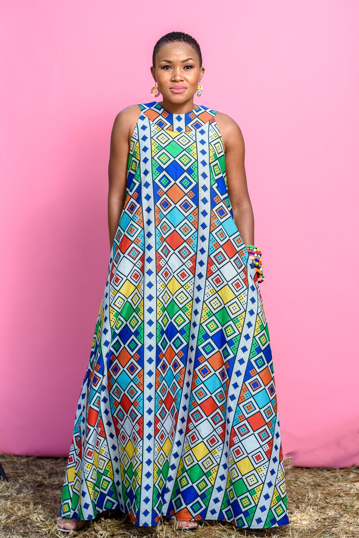 Princess Mkabayi Dress