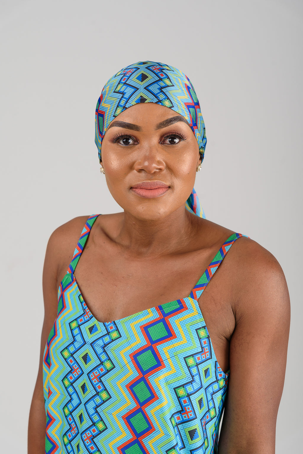 Head Wrap - Sky Blue
