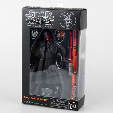 Darth Maul - Collectible Model Figure - The Black Series