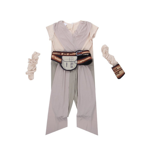Rey - Kids Cosplay Costume