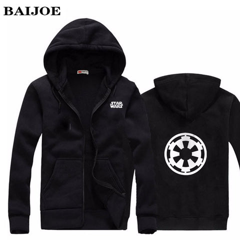 Star Wars - Galactic Empire - Long Sleeve Zipper Jacket