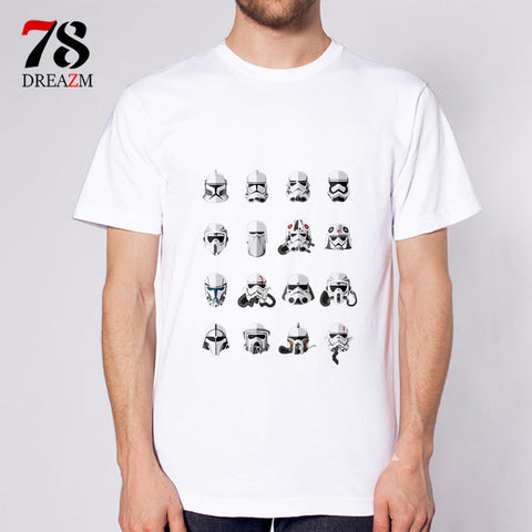 Stormtroopers Ranks - Shirt