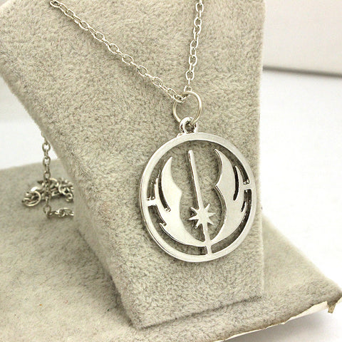 Jedi Order - Metal Necklace