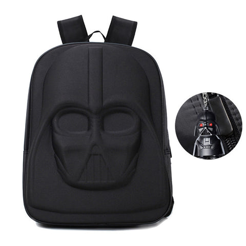 Darth Vader - 3D Backpack
