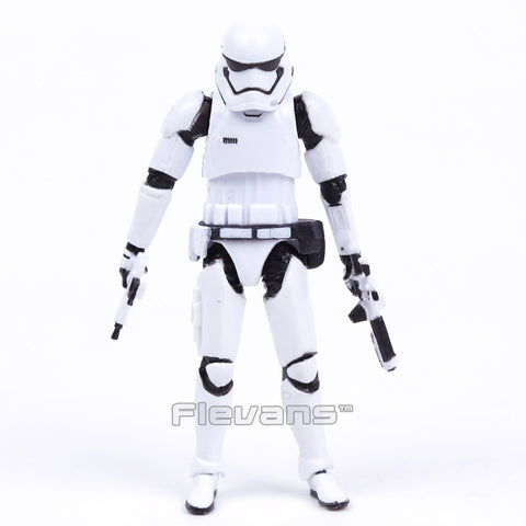 Stormtrooper with Weapons - Action Figure Collectible Model