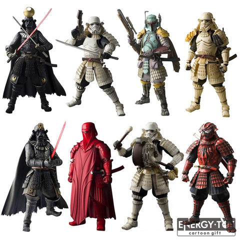 Star Wars - Samurai Figure - Darth Vader / Stormtroopers / Imperial Guard - Limited Edition
