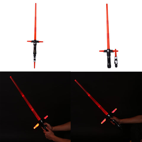 Kylo Ren Lightsaber - w/Light & Sound