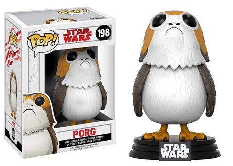 Porg - Collectible Model Toy - Funko Pop!
