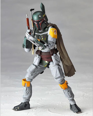 Boba Fett - Collectible Action Figure