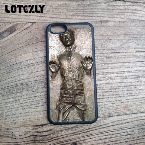 Han Solo Carbonite - Phone Case