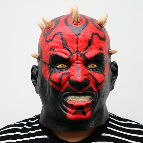 Darth Maul - Latex Mask