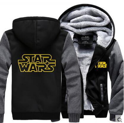 Star Wars - Winter Fleece Jacket