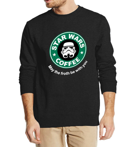 Star Wars - Stormtrooper Coffee - Sweatshirt