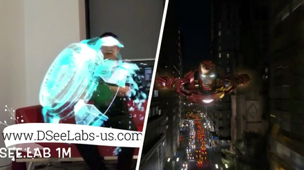 DSeeLab and Tony Stark - Some cool stuff to show you