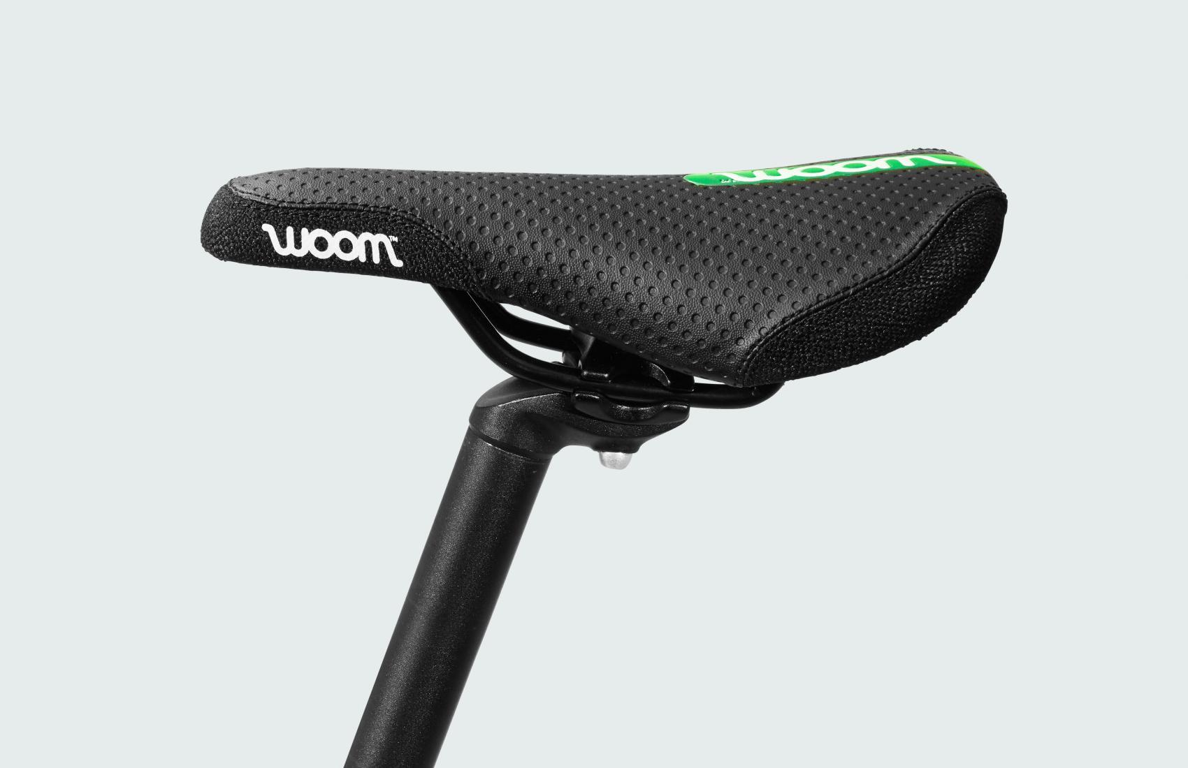 woom bike saddle