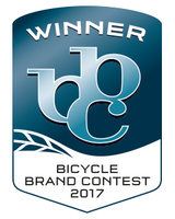 woom won Bicycle Brand Contest
