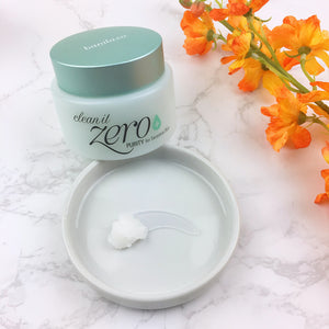 Clean It Zero Cleansing Cream Purity for Sensitive Skin