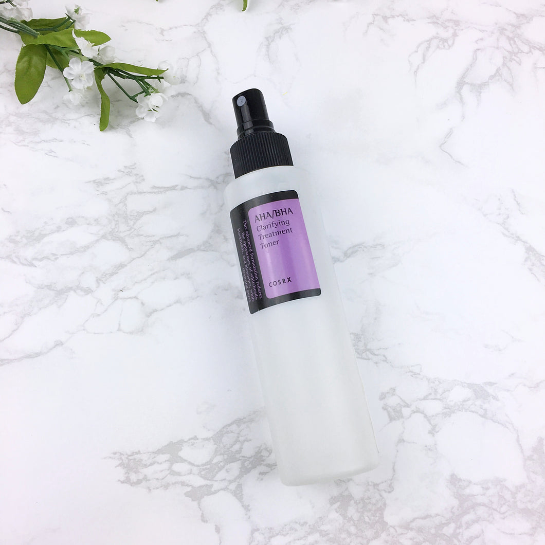 AHA/BHA Clarifying Treatment Toner