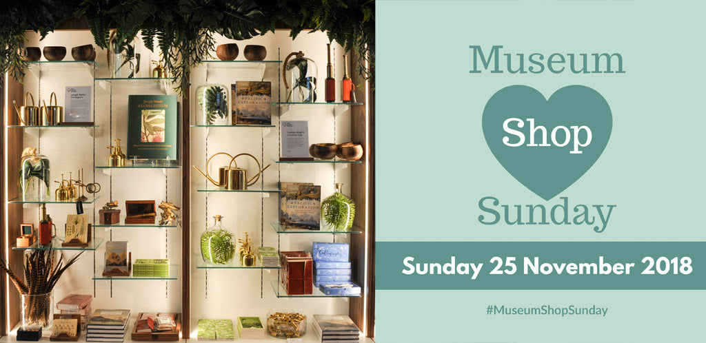 Museum Shop Sunday 2018