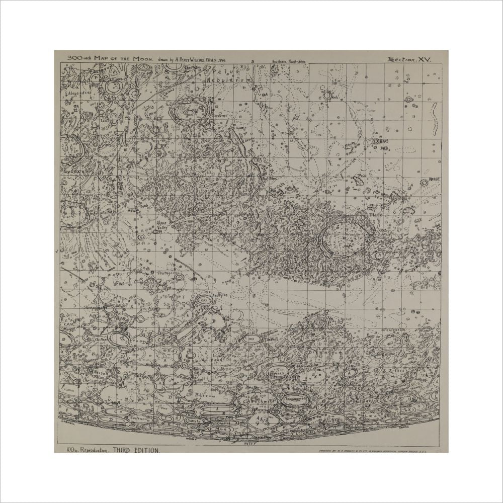 Map of the Moon, Section 15