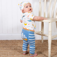 Kite clothing baby ship ahoy bodysuit and leggings