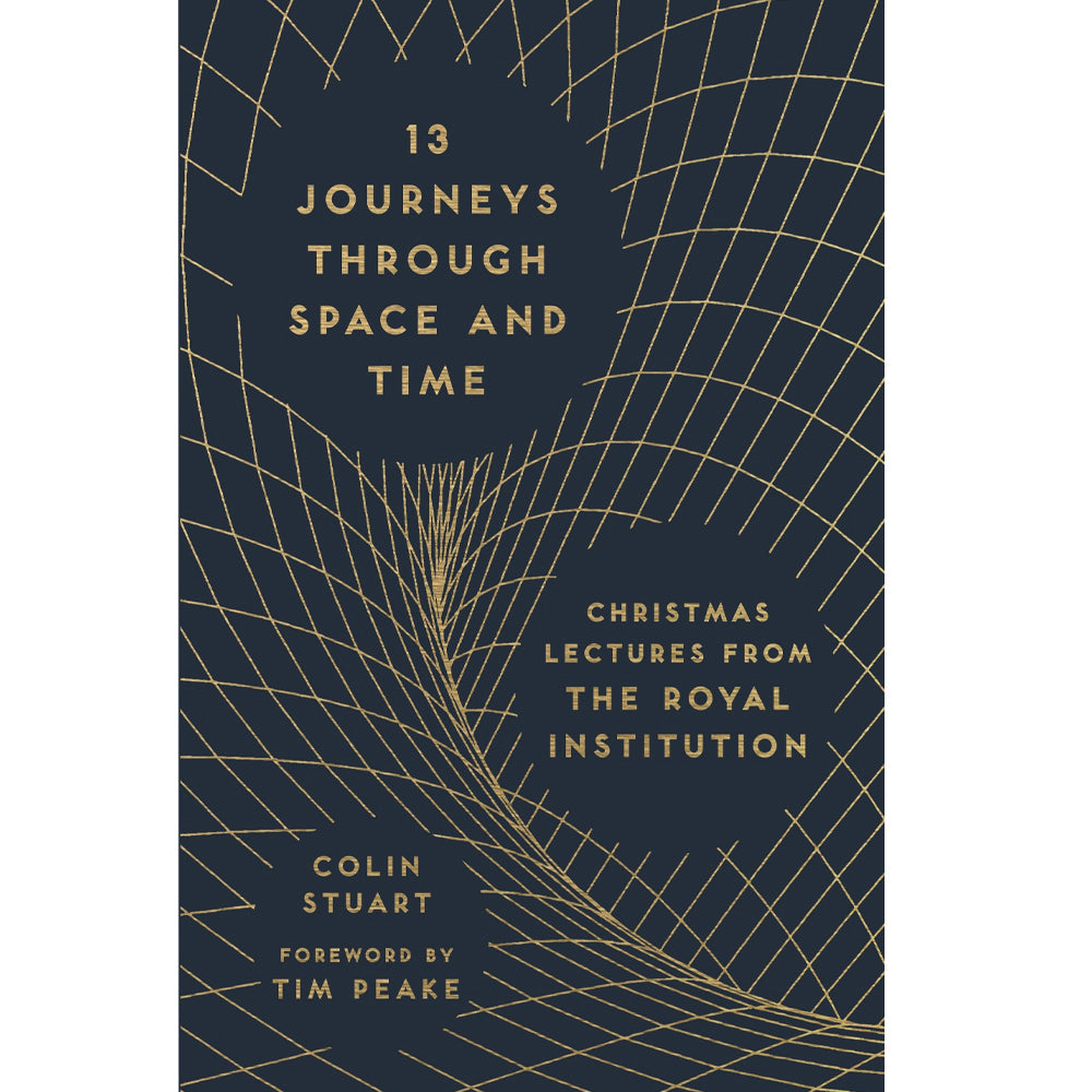 13 Journeys Through Space and Time Book